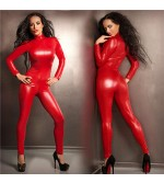 Red Catsuit Fetish